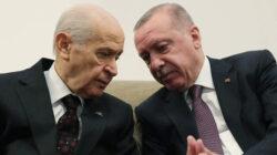 """Erdoğan'ın """"Cumhur İttifakı"""" sözlerinin ardından MHP'den açıklama"""