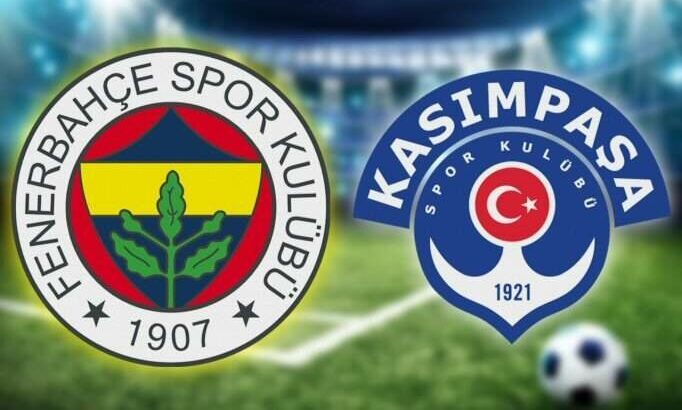 Fenerbahçe Süper Lig'de Kasımpaşa maçı hazırlıklarına başladı