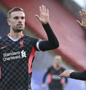 Liverpool, Selhurst Park'ta Crystal Palace'ı gol oldu yağdı