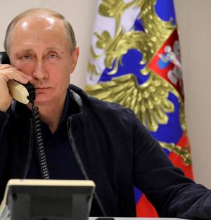 Rusya ve Filistin Liderleri Putin ve Mahmud Abbas'tan flaş görüşme