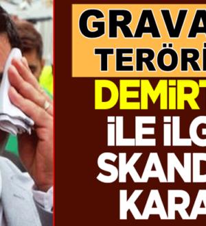 Selahattin Demirtaş hakkında AİHM'den skandal karar
