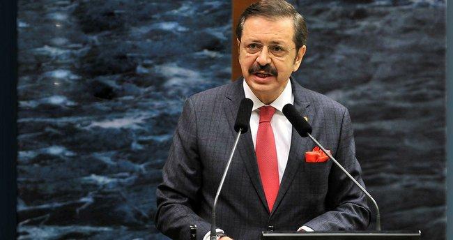 TOBB Başkanı Rifat Hisarcıklıoğlu'ndan 30 bin öğrenciye sürpriz!