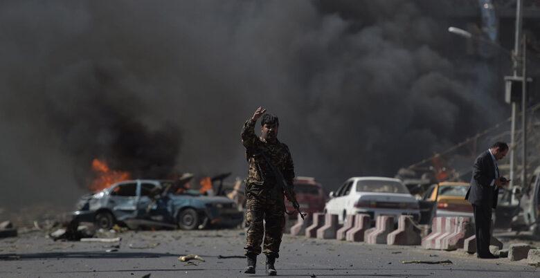 Afganistan'nın başkenti Kabil'de bombalı saldırı