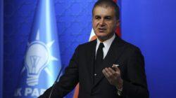 AK Parti Sözcüsü Ömer Çelik Uygur Türkleri hakkında konuştu
