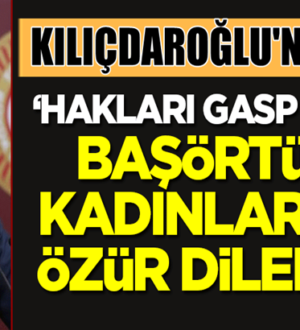 Ak Parti'li Özlem Zengin'den CHP Lideri Kemal Kılıçdaroğlu'na çağrı