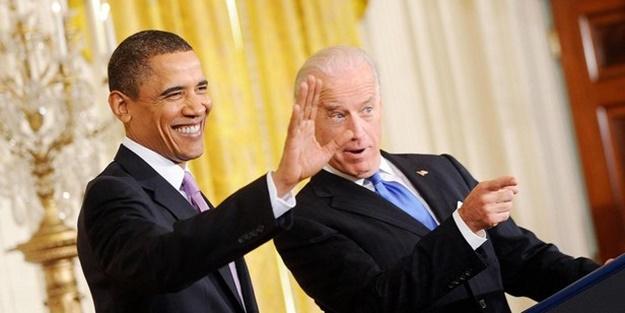 Barack Obama'dan Joe Bıden mesajı