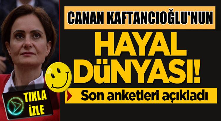 Canan Kaftancıoğlu Halk TV'de CHP'nin oy oranını açıkladı