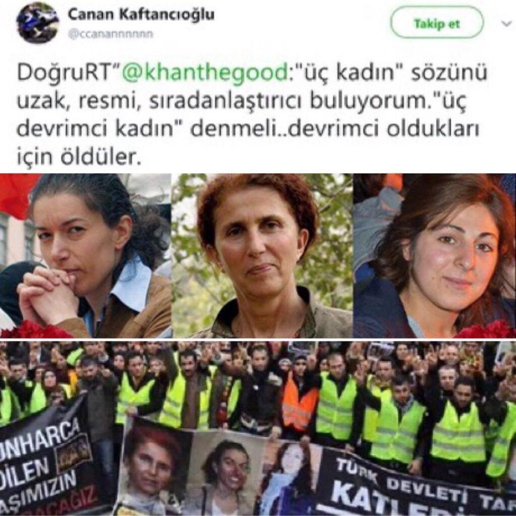 İşte Kaftancıoğlu'nun teröristlere verdiği desteklerden sadece birkaçı:
