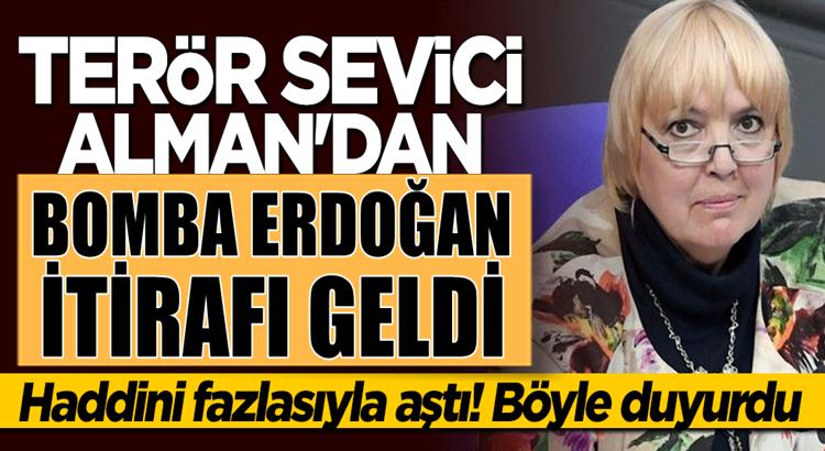 Claudia Roth, Recep Tayyip Erdoğan bizi ciddiye almıyor dedi