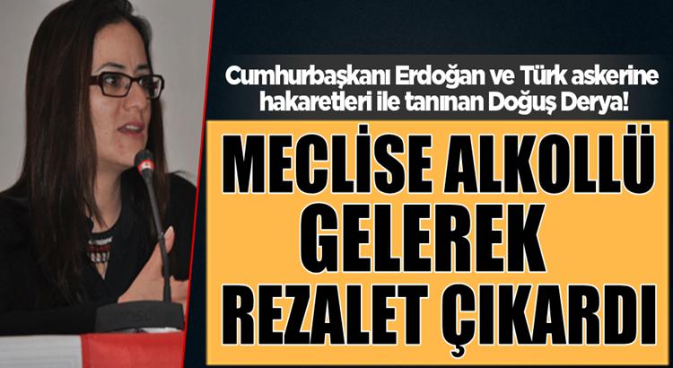 Cumhurbaşkanı Erdoğan'a hakaret eden Doğuş Derya'dan yeni rezalet