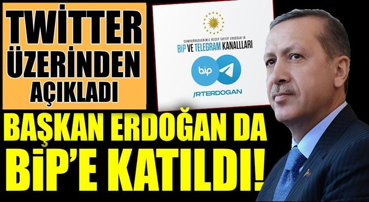 Cumhurbaşkanı Erdoğan'dan flaş 'WhatsApp' kararı!