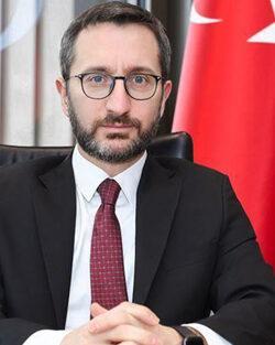 Fahrettin Altun'dan CHP'nin 'militan' ifadesine sert tepki geldi