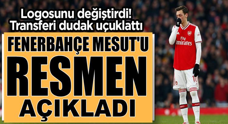 Fenerbahçe Arsenal'li Yıldız Mesut Özil Transferini resmen duyurdu