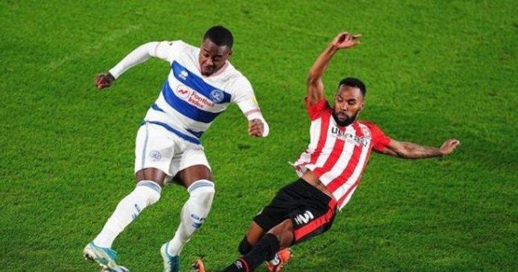 Fenerbahçe Nijerya'lı Osayı Samuel ile prensipte anlaşmaya vardı