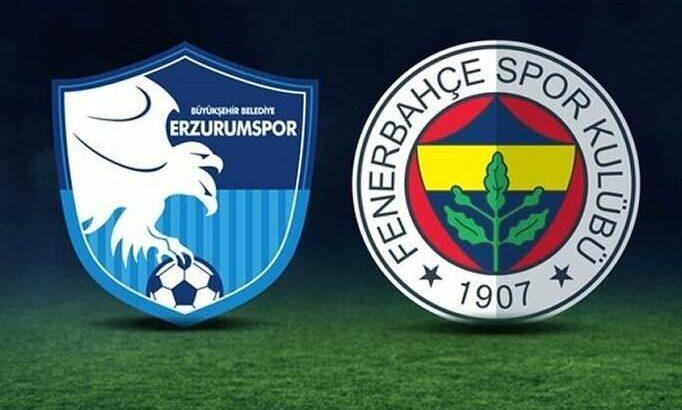Fenerbahçe'de BB Erzurumspor maçı kadrosu açıklandı!