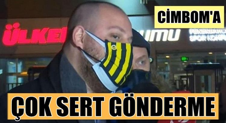 Fenerbahçe'li Alper Pirşen'den Galatasaray hakkında sert açıklamalar