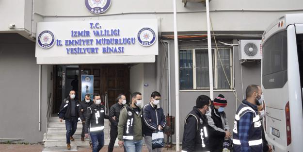 FETÖ'nün İzmir'deki gaybubet evlerine operasyon