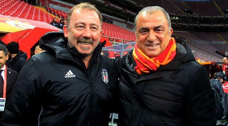 Galatasaray'da Fatih Terim Beşiktaş derbisine 5 değişik isimle çıktı