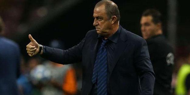 Galatasaray'ın Hocası Fatih Terim istedikleri futbolcuları açıkladı