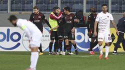 Gençlerbirliği Atakaş Hatayspor'u kendi sahasında mağlup etti