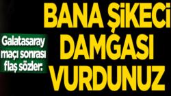 Gençlerbirliği Kalecisi Übeyd Adıyaman'dan Galatasaray maçı için olay sözler