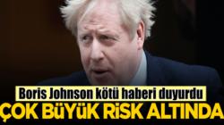 İngiltere Başbakanı Boris Johnson kötü haberi duyurdu
