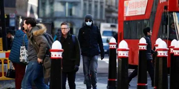 İngiltere'de Mutasyonlu koronavirüs ülkeyi kasıp kavuruyor