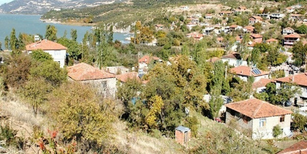 Isparta, Eğirdir'de bir köy koronavirüs katrantinasına alındı