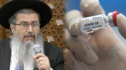 İsrailli haham Daniel Asor, 'koronavirüs aşısı eşcinsel yapabilir'