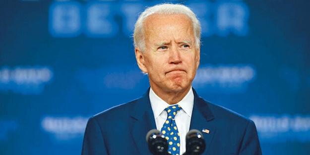JOE Biden yemin töreni öncesi geleneği bozmadı
