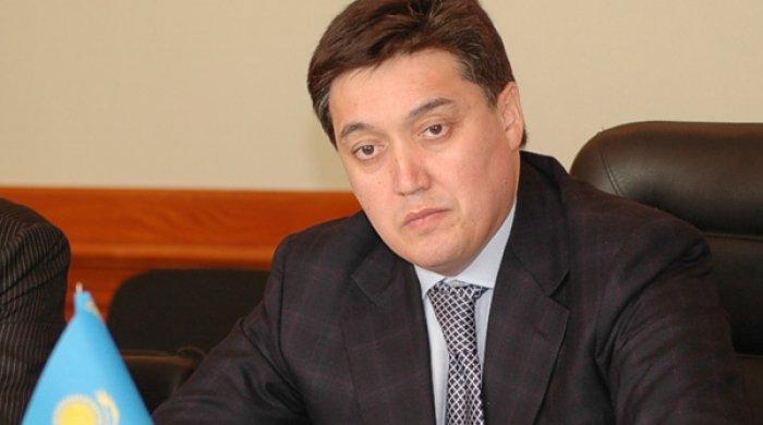 Kazakistan'da Askar Mamin önderliğinde yeni hükümet kuruldu