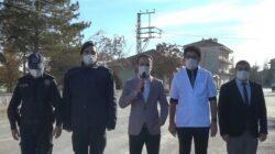 Konya'nın Çeltik ilçesinde koronavirüs vakalarının sıfırlandığı duyuruldu