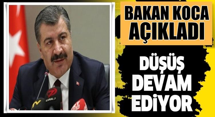 Koronavirüs Türkiye 19 ocak tablosunu Sağlık Bakanlığı açıkladı