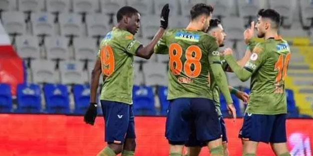 Medipol Başakşehir Tuzlaspor'u eleyerek çeyrek finale yükseldi