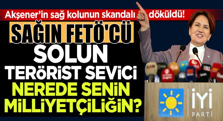 Meral Akşener'in danışmanı Murat İde'den terörist Hamiyet Yıldız taziye