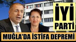 Meral Akşener'in İyi Parti'sinde  Muğla il yönetimi görevden düştü