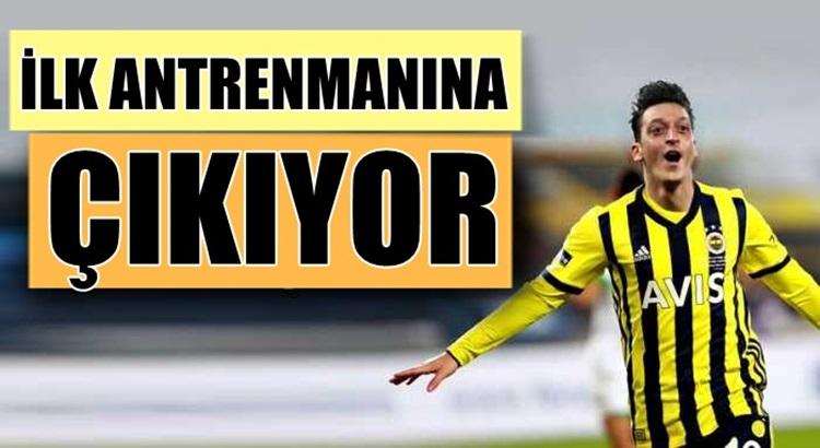 Mesut Özil resmen Fenerbahçe'de ! Transferi açıkladılar