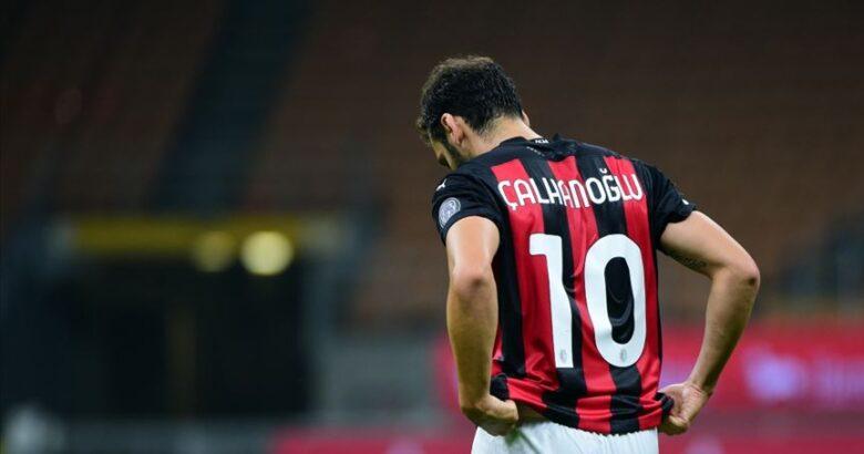 Milan'lı Milli Futbolcu Hakan Çalhanoğlu'nun koronavirüse yakalandı