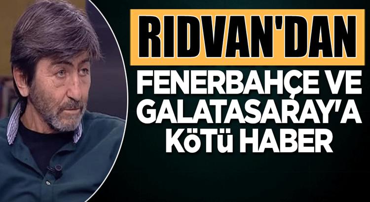 Rıdvan Dilmen'den Galatasaray ve Fenerbahçe'ye İrfan Can Kahveci haberi
