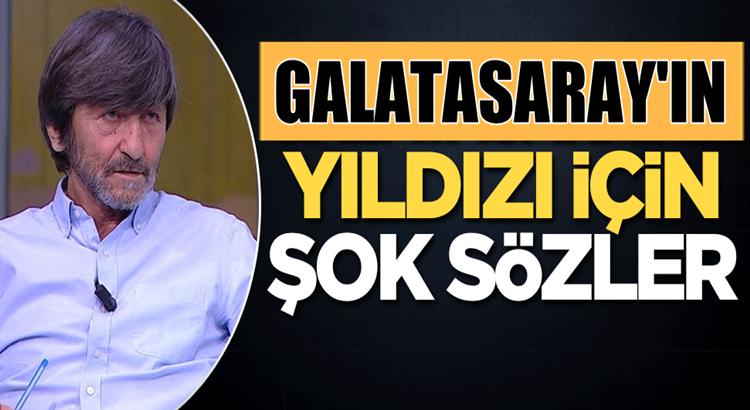 Rıdvan Dilmen'den Galatasaray'lı Luyindama hakkında çarpıcı sözler