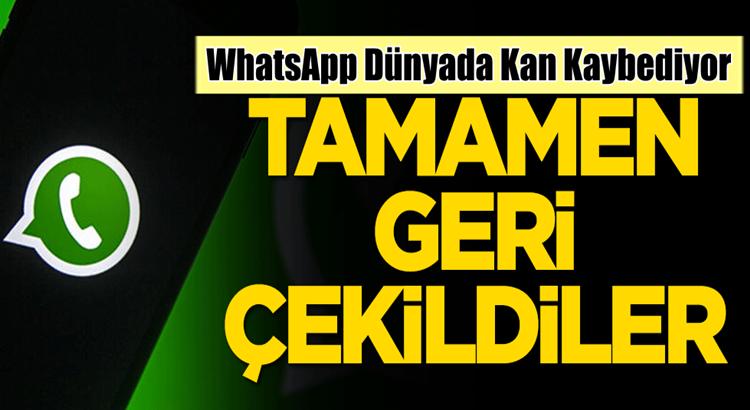 WhatsApp kapsamlı yeni gelişme dünyada olay oldu