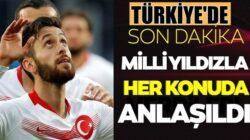 Wolfsburg'da forma giyen Yunus Mallı, Trabzonspor için Türkiye'ye geldi