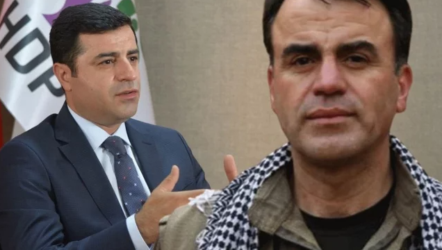 Ak Parti'li İbrahim Aydemir: Nurettin Demirtaş tescilli teröristtir