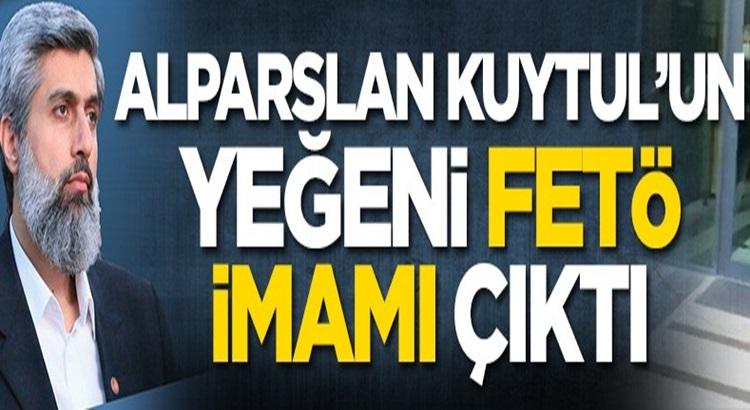 Alparslan Kuytul'un yeğeni Hakan Kuytul Fetö imamı çıktı