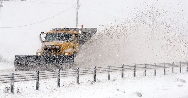 Amarika'nın Texas eyaletinde soğuk hava Ohal ilan ettirdi