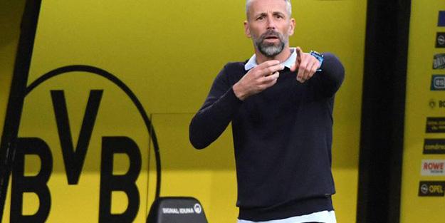 Bundesliga ekibi Borissia Dortmund'da yeni hoca belli oldu