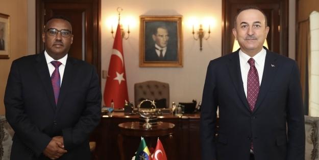 """Girma Temesgen Barkessa, """"Türkiye sadece dost değil, stratejik ortaktır"""""""