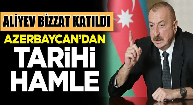 İlham Aliyev önderliğinde Azerbaycan'dan tarihi Nahçıvan hamlesi