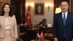 İsveç Dışişleri Bakanı Ann Linde,Türk halkıyla dayanışma içindeyiz