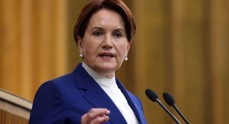 İYİ Parti Genel Başkanı Meral Akşener'den 28 Şubat açıklaması